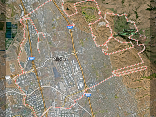 Milpitas, California – Dixon Landing HDD