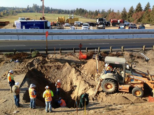 Fresno, California – Vacuum MicroTunneling Project